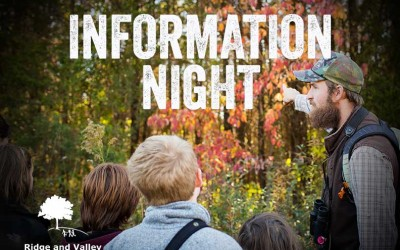 Information Night Aug 25, 2016 – Ridge and Valley Charter School