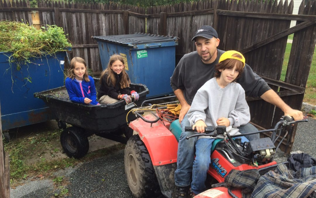 Ridge and Valley Community Service Day 10-1-16