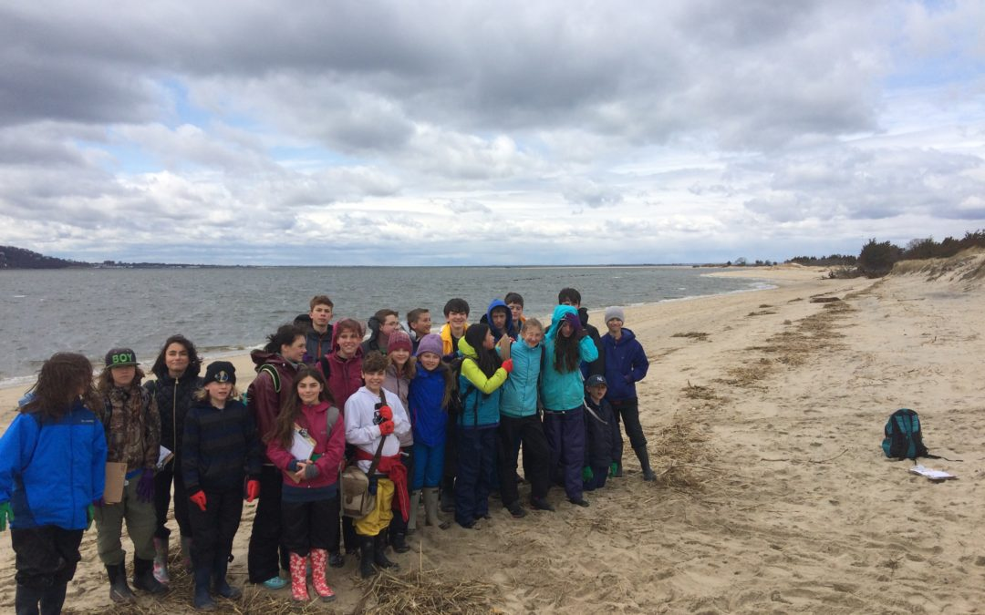 Ridge and Valley Charter School Students Partner with Clean Ocean Action to Help Protect Waterways
